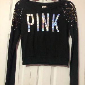 Brand new Victoria's Secret PINK crop top
